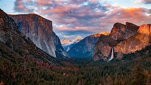 Tunnel View Never Gets Old  Oc  5616x3159    Earthporn