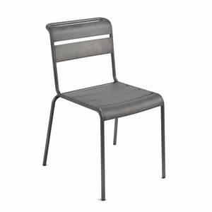 Chaise Industrielle Vintage : chaise industrielle en m tal lutetia 4 ~ Teatrodelosmanantiales.com Idées de Décoration