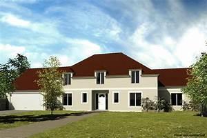 plan de maison de 65m2 3d appartement f2 plan maison une With nice agrandir sa maison prix 5 plan et photo de maison avec etage ossature bois par
