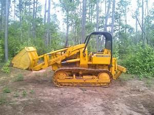 John Deere Crawler Tractor Loader Jd450b Jd450 Workshop