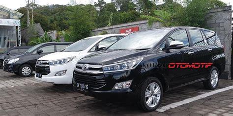 Toyota Kijang Innova 4k Wallpapers by Sensasi Innova Diesel Di Tanjakan Kintamani