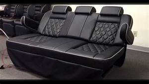 lonestar auto design electric sofa bed youtube With electric sofa bed
