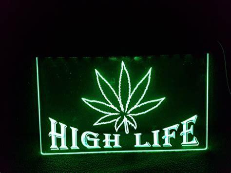 lade a neon a led high leuchtschild led neu schild laden reklame neon