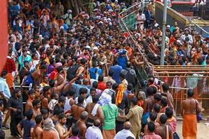 Sabarimala Row: SC to decide tomorrow date for hearing on ...