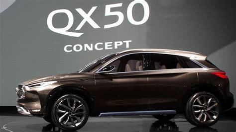 INFINITI QX50 2018 Exterior   2018 INFINITI QX50 Concept ...