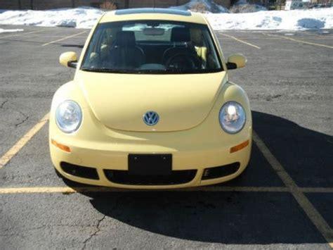 Buy Used 2004 Volkswagen Vw Beetle Convertible No Reserve