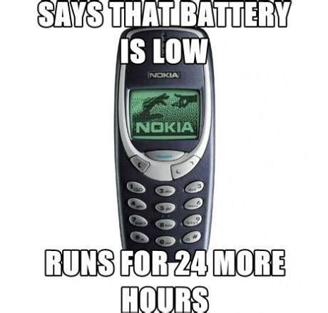 Nokia Brick Phone Meme - a new nokia 3310 release may be indestructible slashgear
