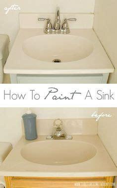 farmhouse sink pictures kitchen 1000 ideas about painting bathroom sinks on 7163
