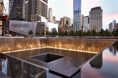 New York's New 911 Memorial Is Designed To Blend Mourning