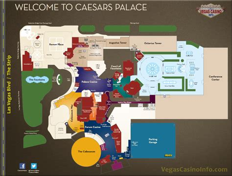 caesars palace forum ballroom floor plan caesars property map casino and hotel layout