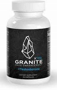 Granite Testosterone Booster - Granite Male Enhancement X700 Pills