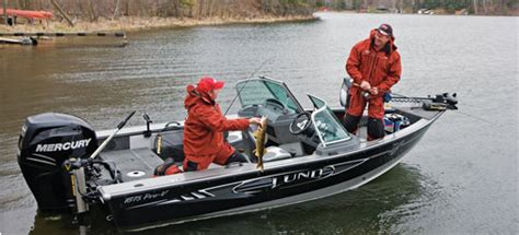 Speed Boat Vs Fishing Boat by Victory Sign For Lund S New Pro V Boats Outdoorhub