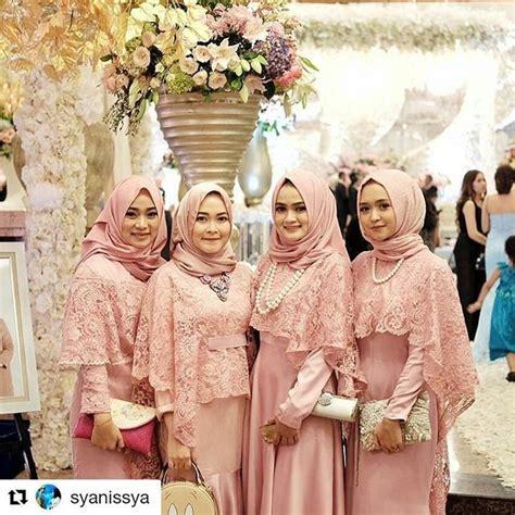 kebaya seragam batik kebaya pengiring pengantin gaun