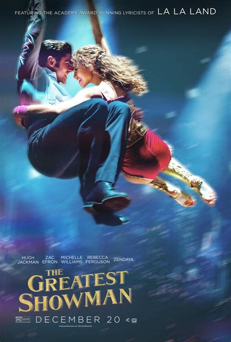 The greatest showman is an american biographical musical drama film based on the life of the american showman p. The Greatest Showman (2017) Star Cast & Crew, Story ...