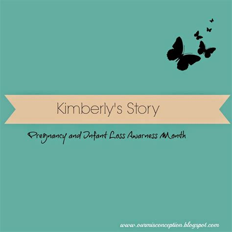 Kimberlys Story Our Misconception A Blog On