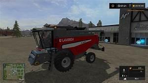 FS17 – Laverda M300 V 1.0 – Simulator Games Mods Download