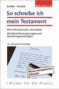 Vorsorgevollmacht Ohne Notar Gültig : ratgeber so schreibe ich mein testament ratgeber ~ Orissabook.com Haus und Dekorationen