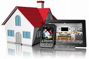 Video Surveillance Maison : les meilleurs exemples de domotique de maison ~ Premium-room.com Idées de Décoration