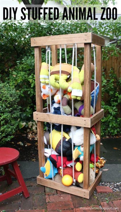 diy stuffed animal zoo jaime costiglio