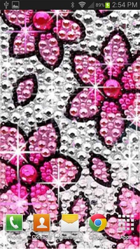 pink bling wallpaper wallpapersafari