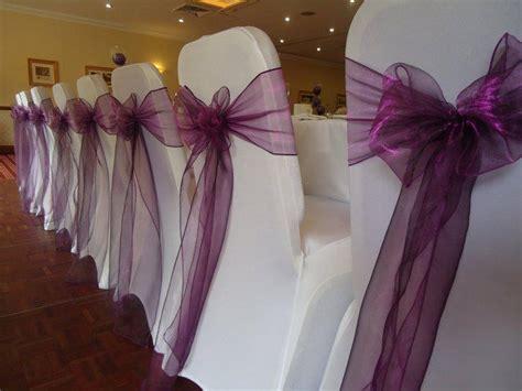 comment faire un noeud de chaise des housses de chaise pour votre décoration de mariage