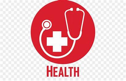 Health Clipart Care Circle Office Cartoon Icon