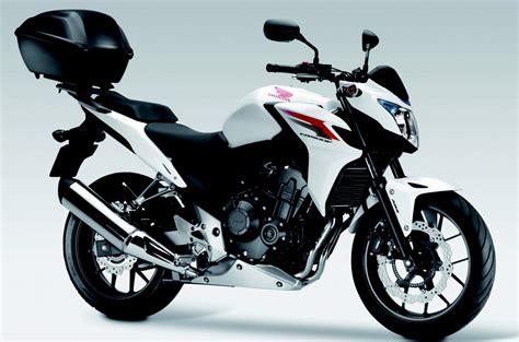 2016 Honda Cb500f Naked Sport Bike