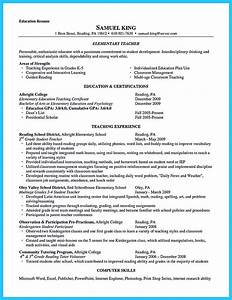resume skills words grabbing your chance with an excellent assistant teacher