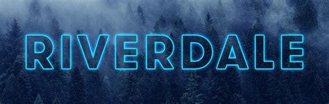 Riverdale TV Show Logo