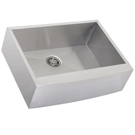 Where Are Ticor Sinks Manufactured by Ticor S4410 30 Quot Apron Farmhouse Curved Front Single Bowl