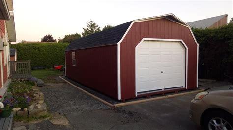 garages and sheds 14 x 28 portable garage shed sheds ottawa