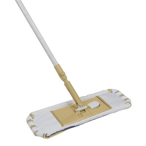 Microfiber Dust Mops For Hardwood Floors by Shop Peabody Paisley Microfiber Extendable