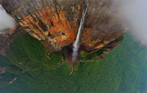 Top Highest Waterfalls The Entire World