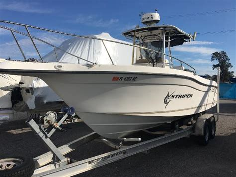 Striper Center Console Boats For Sale by Used Seaswirl Center Console Boats For Sale Boats