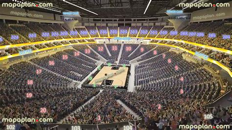 Mgm Grand Floor Plan 2017 by 2017 Pac 12 Tournament New T Mobile Arena Allbuffs