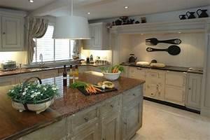 Shabby Chic Küche : 44 tolle designs von shabby chic k che ~ Markanthonyermac.com Haus und Dekorationen