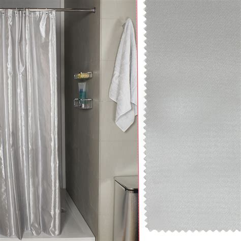 tenda per vasca tenda doccia per vasca midas argento misura 240x200 koh