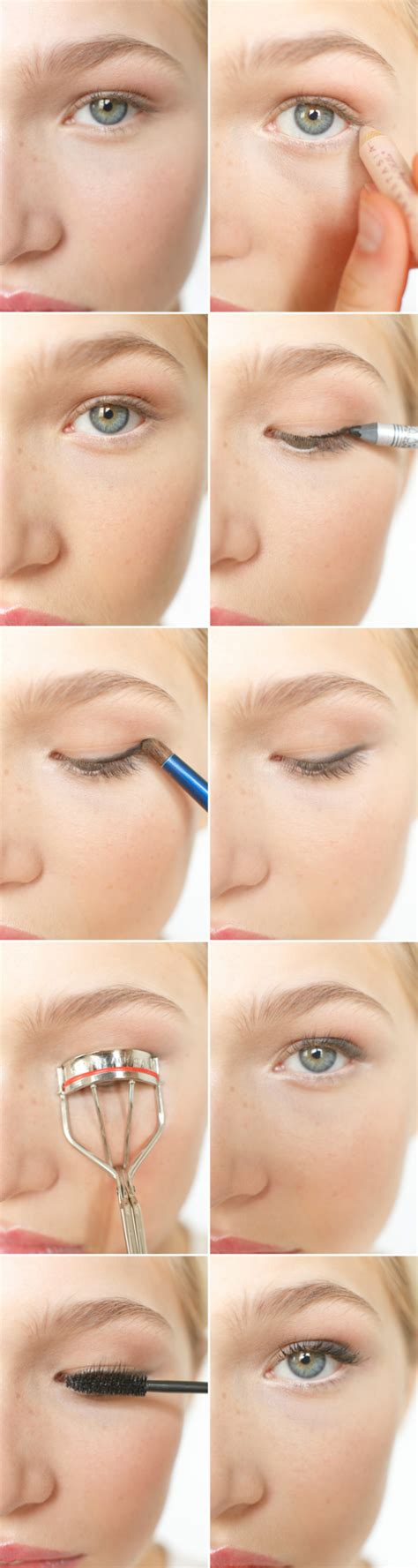 selbstgemachtes make up how to open your with 3 products or less make up maquillaje maquillaje de ojos und