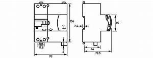 doepke residual current circuit breakers drccb 5 st 025 With wiring diagram rccb
