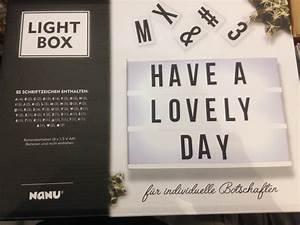 Led Buchstaben Box : diy deko idee lightbox mit zitaten zum selbstgestalten happy dings diy blog und tipps f r ~ Sanjose-hotels-ca.com Haus und Dekorationen