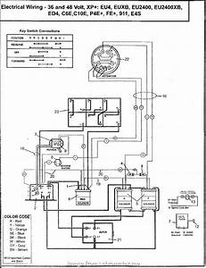 Yamaha Golf Cart Starter Wiring Diagram Popular Ez Go Golf