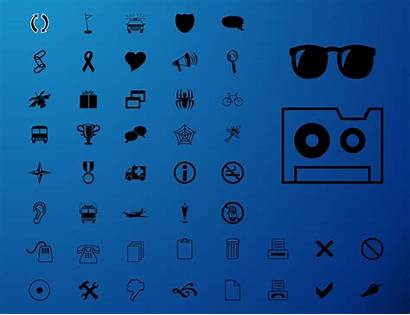 Minimal Icons Vector Clipart Transportation Spider Graphics