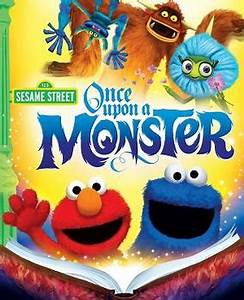 Sesame Street Once Upon A Monster Wikipedia