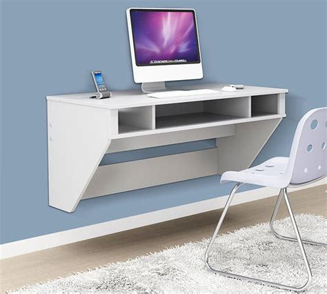 space saving standing desk space saver 15 wall mounted desks to buy or diy brit co