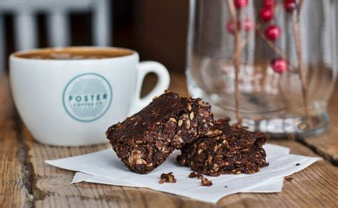 The roaster | foster coffee company. Introducing the hearty and healthy Foster snack bar! This is our first fully vegan and gluten ...