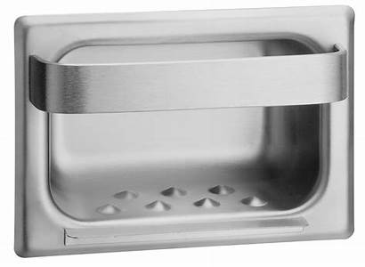Soap Dish Towel Steel Bar Mount Stainless