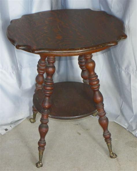antique tables with claw feet bargain john 39 s antiques blog archive antique oak l