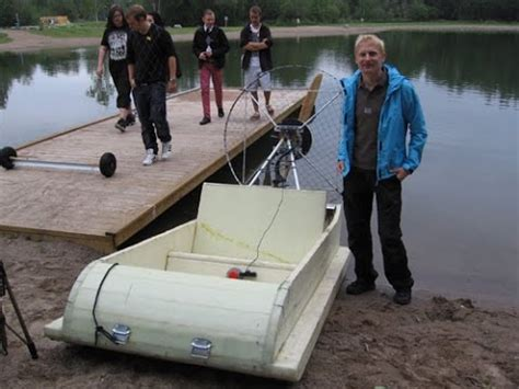 Electric Boat Vision Plan by Airboat Motor Impremedia Net