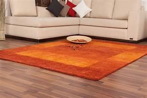 tapis salon orange chaioscom With tapis orange salon