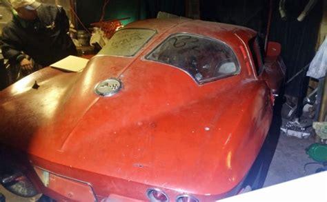 barn finds unrestored classic  muscle cars  sale